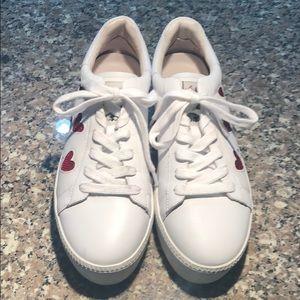 75486f5db64f Ash Shoes - Ash Cute Heart Platform Sneaker